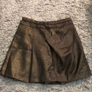 NWT size 0 W118 by Walter Baker sparkly mini skirt